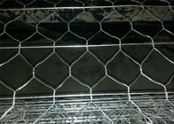 Galvanized Gabion Wire Mesh Box Cage for River Construction and Flood Control