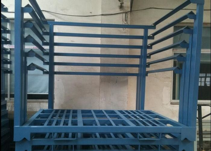 Industrial Customized Storage Stackable Steel Pallets
