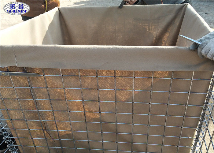 5.0mm Diameter 30 cells EPW 1 (Enhanced Protective Wall) HESCO Defensive Barriers